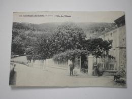 07 Saint Georges Les Bains, Villa Des Tilleuls (7782) - France
