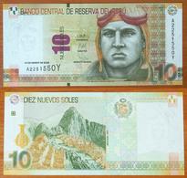 Peru 10 Nuevos Soles 2009 UNC - Pérou