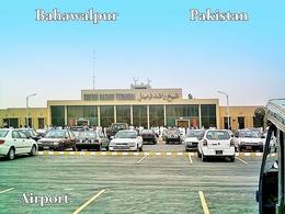 Bahawalpur Pakistan  Airport - Pakistan