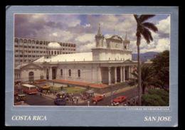 C343 COSTA RICA - SAN JOSE - CATEDRAL METROPOLITANA - Costa Rica
