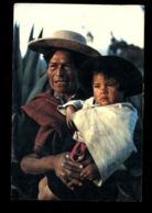 C347 ECUADOR - FOLKLORE ETHNICS - INDIO SALASACA DE LA PROVINCIA DEL TUNGURAHUA - Equateur