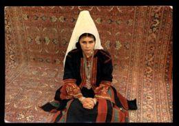 C350 JORDAN - WOMAN IN BETHLEHEM DRESS CIRC. 1962 - Giordania