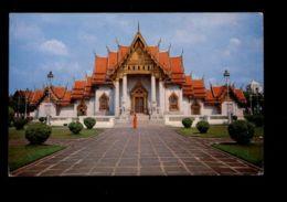 C356 THAILAND - BANGKOK - PHRA UPOSATHA OF WAD BENJAMABOPIT CIRC. 1977 - Tailandia