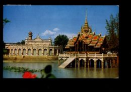 C357 THAILAND - BANGKOK -BANG-PA-IN (FORMER KING'S SUMMER PALACE) - Tailandia