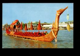 C358 THAILAND - BANGKOK - THE SUPANNAHONGSE, THAI ROYAL STATE BARGE - Tailandia