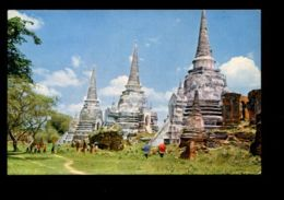 C360 THAILAND - AYUDHYA - THREE PAGODAS OF WAT PHRA SRI SANPHET - Tailandia