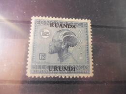 RUANDA URUNDI  YVERT N°73** - Ruanda-Urundi