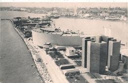 Cpa Chicago Century Of Progress Island South - Chicago