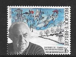 Belgien 1996  Mi  2681 Tag Der Briefmarke   Gestempelt - Gebraucht