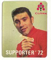 Eddy Merckx Supporter 72 Autocollant Sticker Clarck - Cyclisme