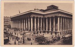 Paris: BRASS ERA AUTOMOBILES, OMNIBUS SCHNEIDER - La Bourse - Toerisme