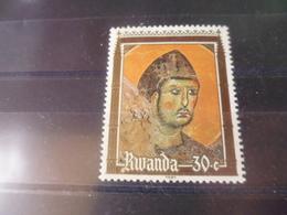 RWANDA  YVERT N°1017 ** - Rwanda