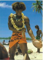 Tahiti Danseur Tahitien Photo Teva N° 75 - Tahiti