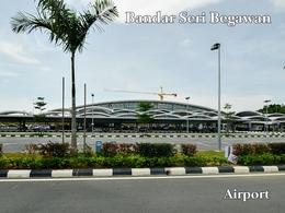 Bandar Seri Begawan Brunei Airport - Brunei