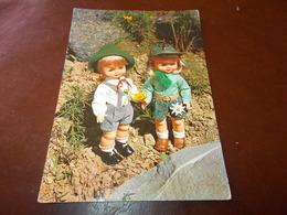 B710   Bambole Non Viaggiata - Cartoline