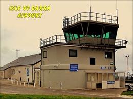 Barra Castlebay Schottland Airport - Schottland