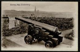 Ref 1258 - Early Postcard - Cannon Gun - Roaring Meg - Londonderry Ireland - Londonderry