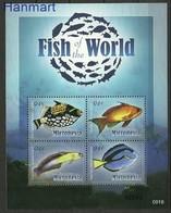 Micronesia 2009 Mi 2005-2008 MNH ( ZS7 MCRark2005-2008 ) - Poissons