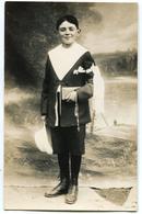 CPA  Carte Photo  ENFANT ( Communion - Beau Portrait ) - Portraits