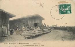 MAQUELINE De MACAU-MEDOC - Les Vendanges,le Déjeuner Partant Pour La Vigne - Frankreich