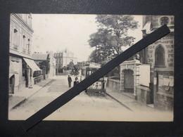 76 - Le Havre - Bléville - CPA - Rue Léon Hallaure - Tramway - L.L N° 303 - BE - 1907 - - Le Havre