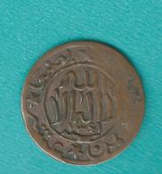 Yemen - Mutawakkilite - Imam Yahya - 1/80 Riyal (½ Buqsha) - AH1341 (1922) - C 2.5 Grs - KMY2.4 - Yémen