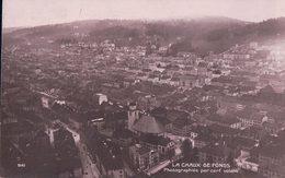 La Chaux-de-Fonds NE, Photo Par Cerf Volant (941) - NE Neuchâtel
