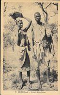 Sénégal - Couple Mandingue - Collection Le Bon Marché, Dakar - Carte Non Circulée - Afrique