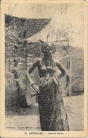 Sénégal - Femme Peuls (Peule) - Collection Le Bon Marché, Dakar - Carte Non Circulée - Afrique