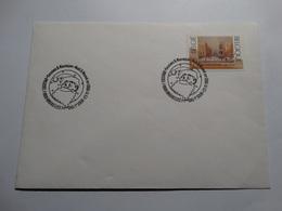 """Belgique 1992-enveloppe FDC """"Noël Et Nouvel An"""" - FDC"""