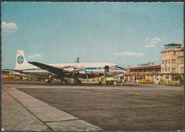 Flughafen, Düsseldorf, C.1960s - Walter Bales AK - Duesseldorf