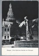 NL.- NIJMEGEN. Grote Markt Met Mariken Van Nimwegen. - Nijmegen