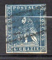 Col11   Italie Toscane  N° 7 Oblitéré  Cote  85,00 Euros - Toskana