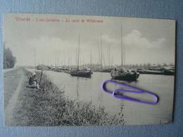 VILVORDE : Trois Fontaines - Le Canal De WILLEBROECK - Vilvoorde