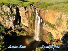 Berlin Falls Südafrika - Südafrika