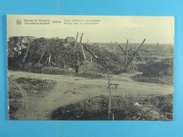 Ruines De Nieuport 1914-18 Poste Militaire à Lombartzyde - Nieuwpoort