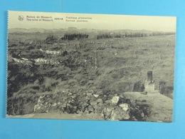 Ruines De Nieuport 1914-18 Positions Allemandes - Nieuwpoort