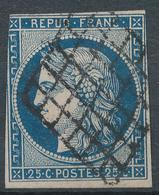 N°4 GRILLE 1849 - 1849-1850 Ceres