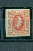 Rumänien, Fürst Cuza, Nr. 13 Falz * - 1858-1880 Moldavie & Principauté