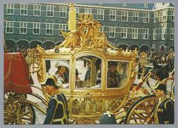 NL.- DEN HAAG. 's GRAVENGAGE. Prinsjesdag. Goudenkoets.. - Koninklijke Families