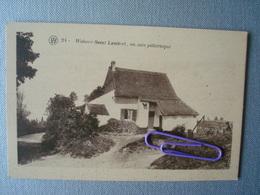 WOLUWE SAINT LAMBERT : Un Coin Pittoresque - Woluwe-St-Lambert - St-Lambrechts-Woluwe