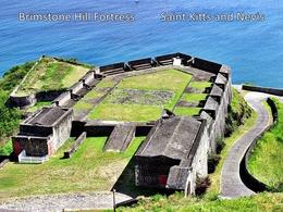 Brimston Hill Fortress Saint Kitts And Nevis - St. Kitts Und Nevis