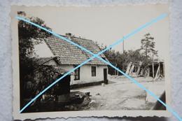Photo KEERBERGEN Haacht Bonheiden Oude Huis Hoeve ? Boerderij ? 1939 - Lieux