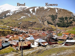 Brod Kosovo - Kosovo