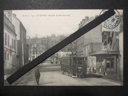 76 - Le Havre - CPA - Escalier De Montmorency - Tramway - E.B.Z  - N° 149 - TBE - 1905 - - Le Havre