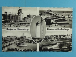 Bonjour De Blankenberge Groeten Uit Blankenberghe - Blankenberge