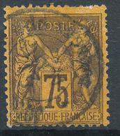 N°99 NUANCE ET OBLITERATION. - 1876-1898 Sage (Type II)