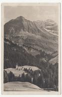 Schröcken Im Bregenzerwald Old Postcard Travelled 193? B190110 - Schröcken