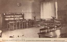 35 - COETLOGON-RENNES - Ecole Nationale D' Agriculture De Jeunes Filles - Salle à Manger - Rennes