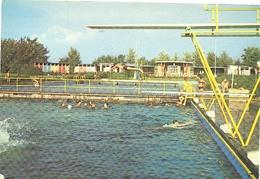 Culemborg, De Welborn Zwembad  (Een Raster Op De Kaart Is Veroorzaakt Door Het Scannen;de Afbeelding Is Helder) - Culemborg